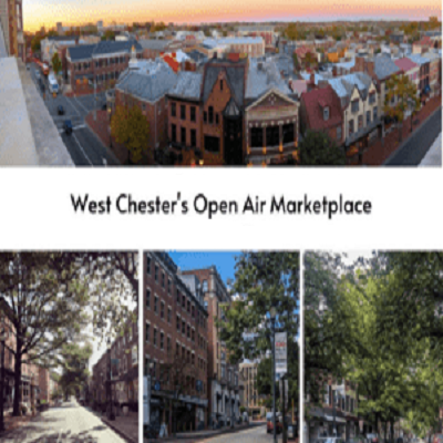 West Chester is Hosting an Open-Air Marketplace